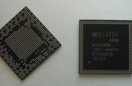 Новый мобильный чипсет MediaTek MT6595 - настоящий 8-ми ядерный процессор ARM